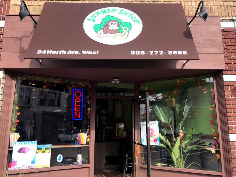 Jungle Juice Cranford New Jersey