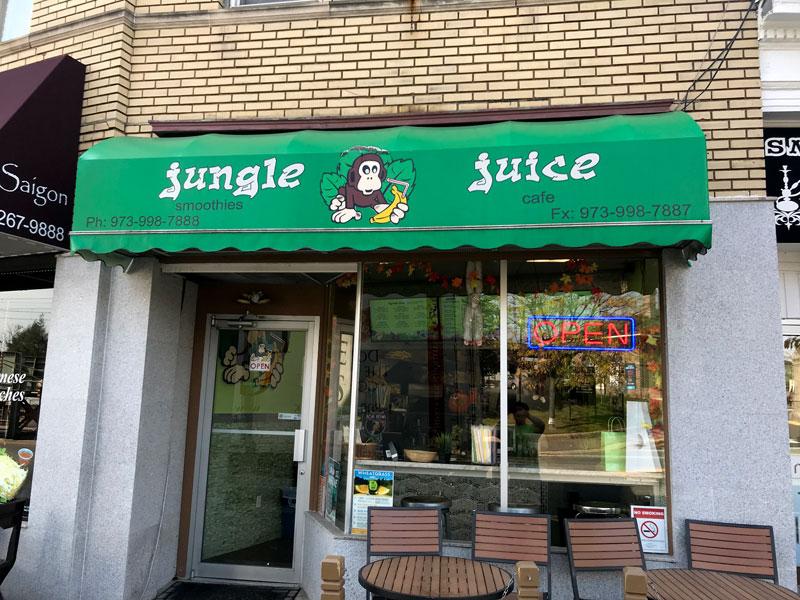Morristown Jungle Juice